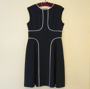 London Style black dress
